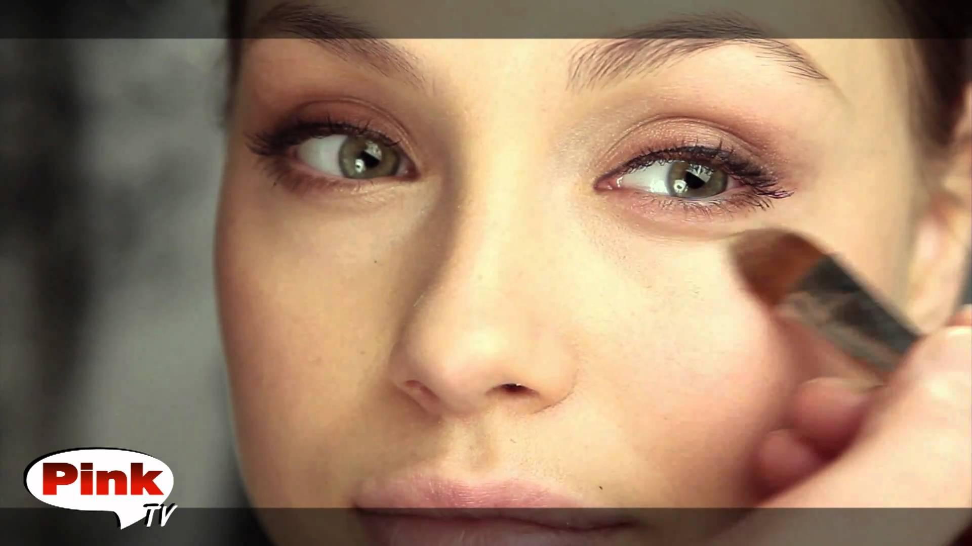 Голливудский макияж: Анжелина Джоли